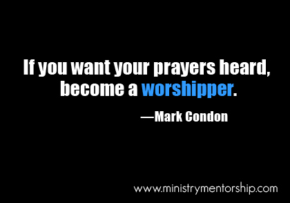 Worshipper Quote by Mark Condon