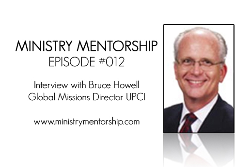 Bruce Howell Interview
