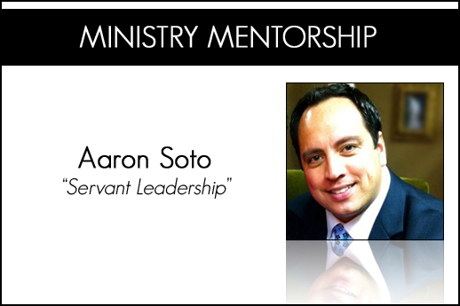 Aaron Soto Servant Leadership