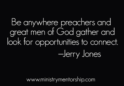 Jerry Jones preaching general conference jacob tapia ministry mentorship christian quotes