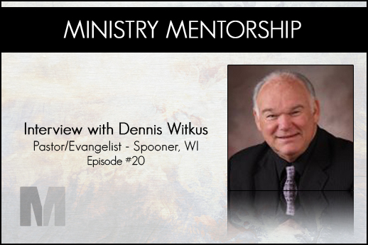 Dennis Witkus Interview