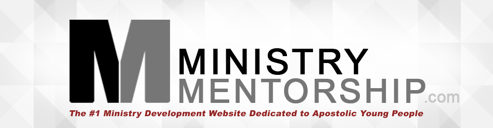 Ministry Mentorship Development for Apostolic Young People