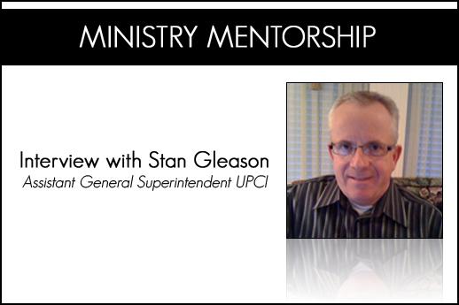 Stan Gleason Interview