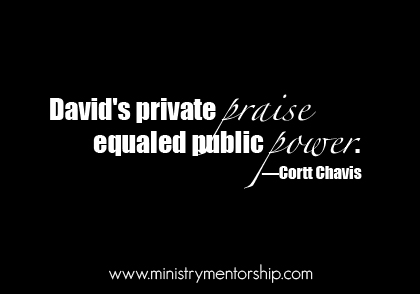 christian praise worship cortt chavis ministry mentorship