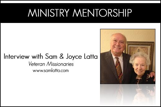 Sam Latta Interview