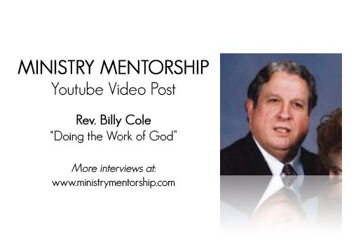 Billy Cole Header