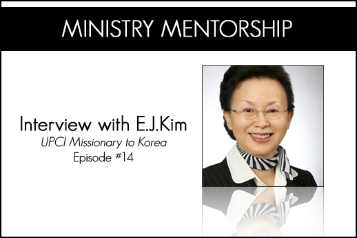 Missionary Kim Interview