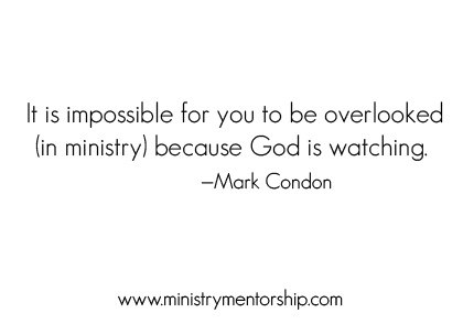 christian ministry mark condon ministry mentorship worship anointing