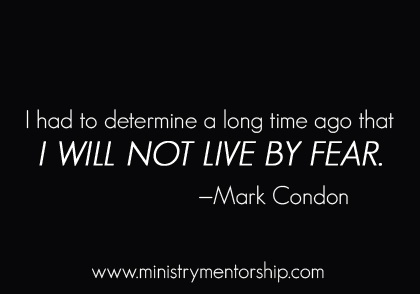 Mark Condon worship songs preaching teaching new church ministry mentorship christian quotes