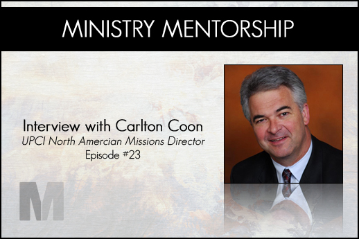 023 Carlton Coon Interview