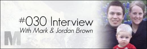 Mark & Jordan Brown