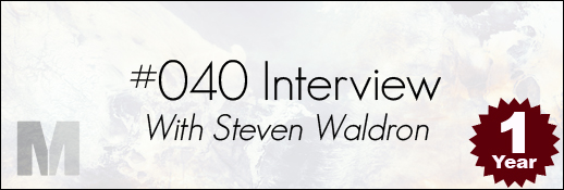 Steven Waldron Interview