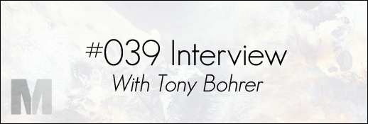 Tony Bohrer