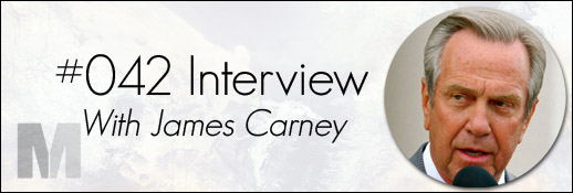 James Carney Interview