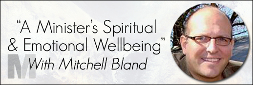 A Minister's Spiritual & Emotional Wellbeing