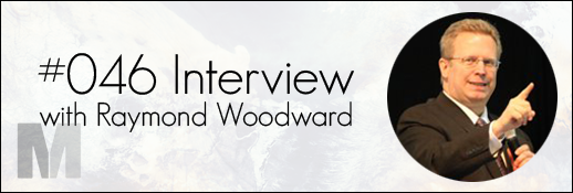 Raymond Woodward Interview with Jacob Tapia