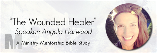 The Wounded Healer by Angela Harwood